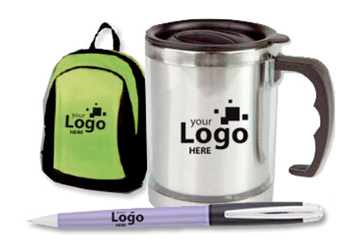 Promotional Products through Golden Silkscreening