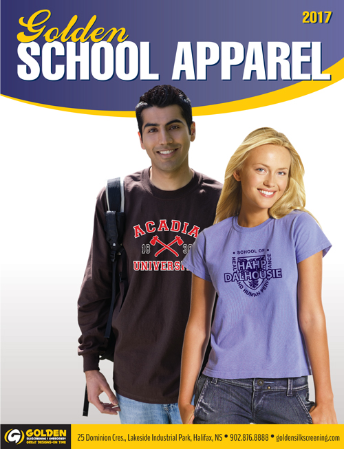 School Apparel Catalogue